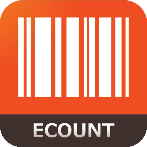 Ecount条形码应用程序 LOGO-APP點子