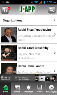J-APP: Torah Studies- screenshot thumbnail