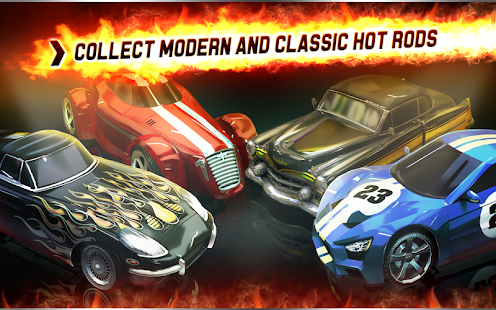 Hot Rod Racers Screenshot 8