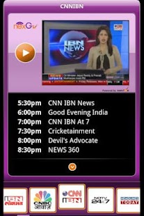 nexGTv+ for MTNL Delhi users - screenshot thumbnail