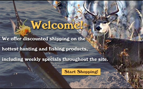 Shop fishing and hunting android apps on google play for Hunting and fishing apps