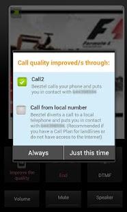 Beeztel: Free Calls & SMS - screenshot thumbnail
