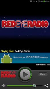Red Eye Radio - screenshot thumbnail
