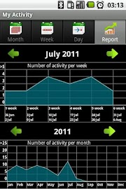 My Activity Screenshot 4