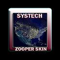 SYSTECH Widgets - Zooper Skin icon