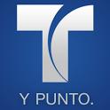 Telemundo Y Punto. icon