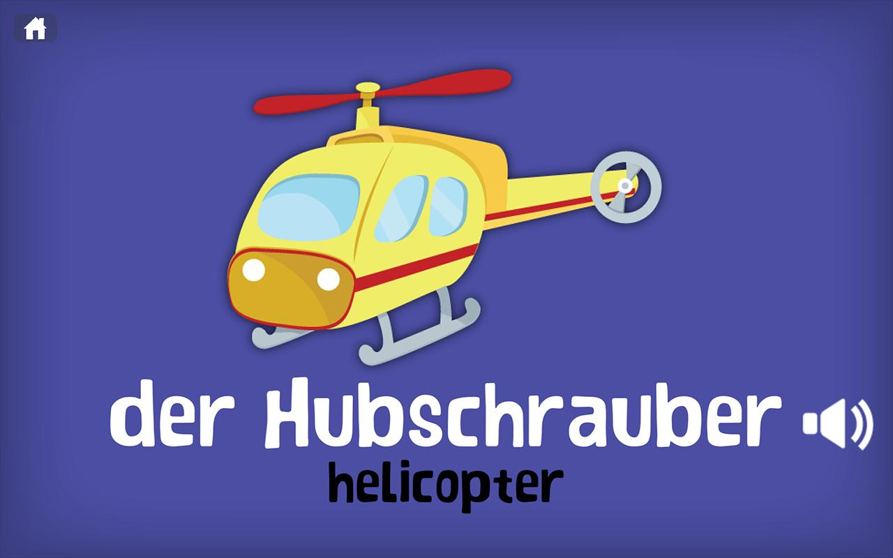 Learn German for Kids - screenshot