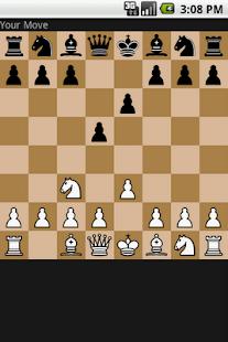 Chess game- screenshot thumbnail