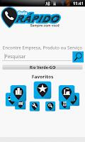 Screenshot of Guia Rápido - Lista Telefônica
