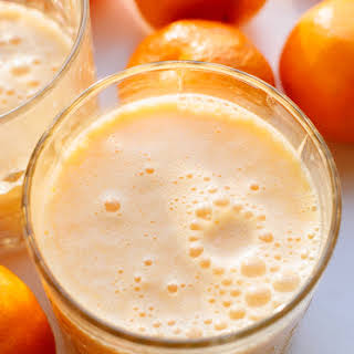 Clementine Sunshine Smoothie.