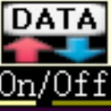 Mobile Data On/Off Toggle icon