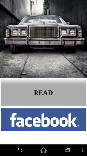 Audio Book - Vintage Cars