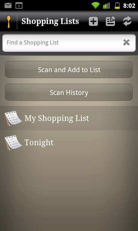 Allrecipes Dinner Spinner Pro - screenshot