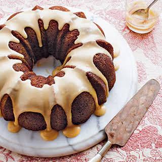 Spiced Caramel Bundt Cake.