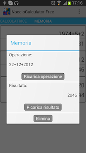 Noccio Calculator- screenshot thumbnail