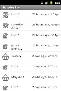 SuperMarket Lite screenshot 7