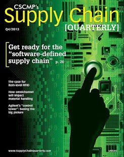 CSCMP's Supply Chain Quarterly- screenshot thumbnail