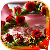 Valentine Roses live wallpaper
