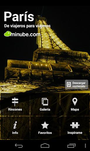 Paris Guía de viaje