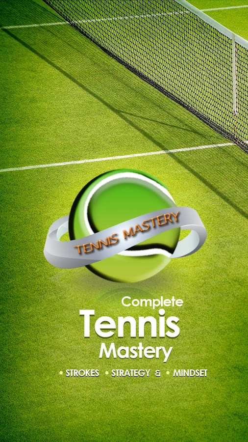Complete Tennis Mastery- screenshot