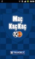 Screenshot of Maç Kaç Kaç