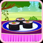 Sushi fish cooking games