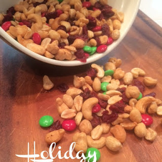 Holiday Trail Mix.