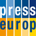 Presseurop, all the European logo