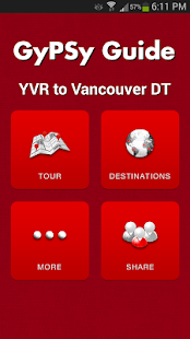 YVR to Vancouver GyPSy Tour- screenshot thumbnail