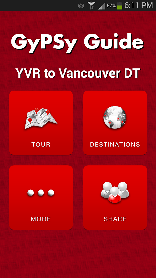 YVR to Vancouver GyPSy Tour- screenshot
