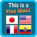 This is a Flag Quizz icon