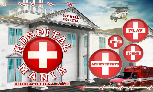 Hospital Mania - Hidden Object