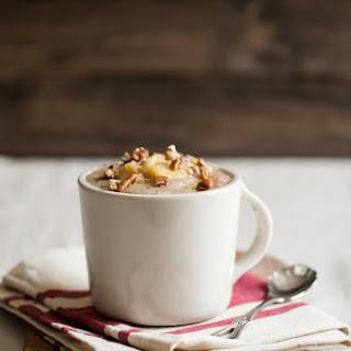 Banana-Pecan Amaranth Porridge