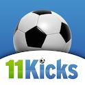 11Kicks logo