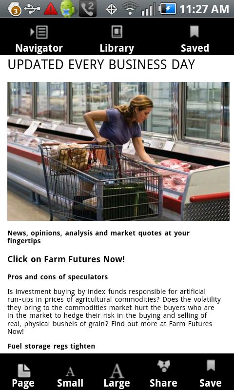 Farm Futures Magazine Live- screenshot