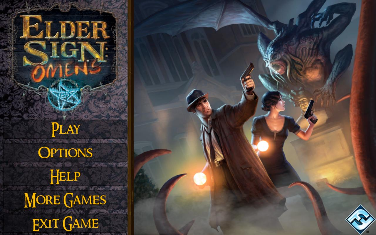 Elder Sign: Omens- screenshot