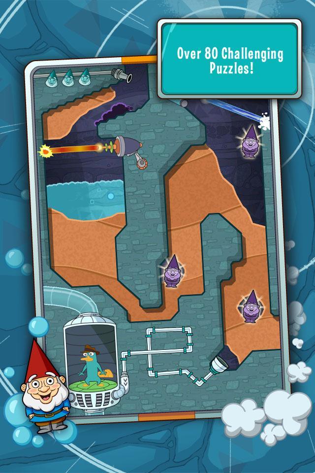 Where's My Perry? screenshot #15