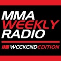 MMAWeekly Radio Weekend logo