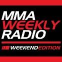 MMAWeekly Radio Weekend logo