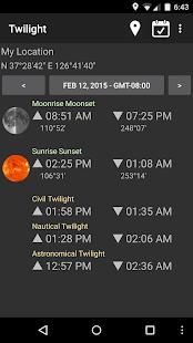 Living in the sun - Sundial - screenshot thumbnail