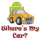 Where's My Car Pro icon