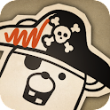 Kidoodle: Pirate Scribblebeard – an Interactive Coloring app for Kids