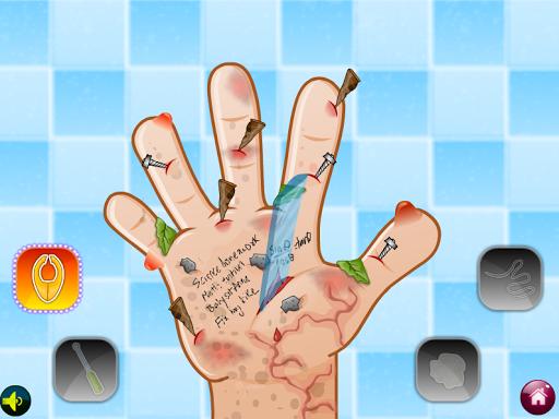 玩免費休閒APP|下載醫生女孩子的遊戲 app不用錢|硬是要APP