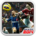 Real Football worldcup 2014 icon