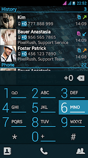 PP – Dialer and Contacts - screenshot thumbnail