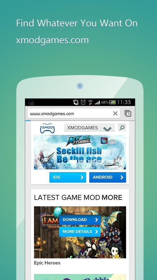 Xmodgames - Revenue & Download estimates - Google Play Store