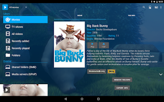 Screenshot of Archos Video Player Free