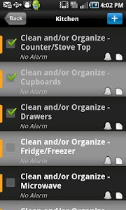 CHILDREN'S CHORES CHECKLIST screenshot 1