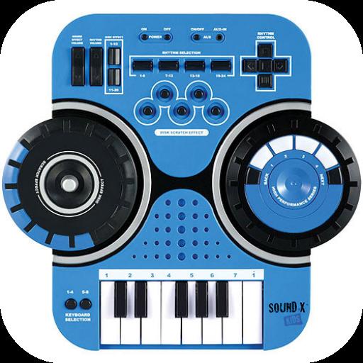 Sound Mixer DJ LOGO-APP點子