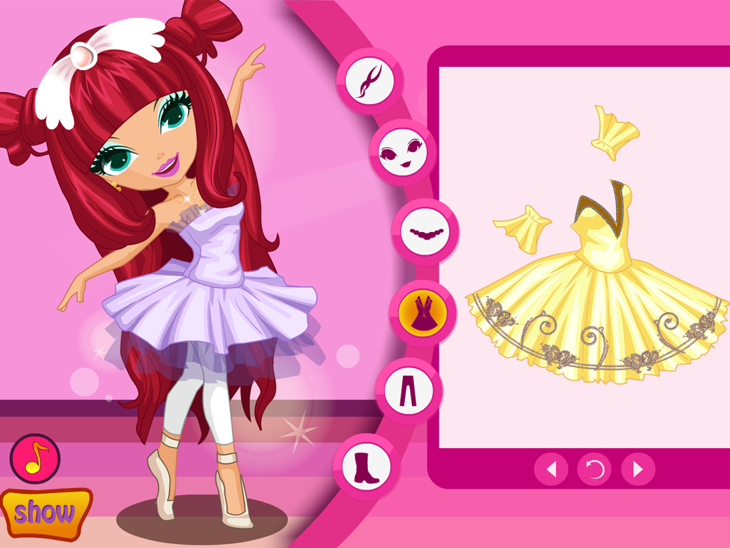 Dress Up Games - Ballet Dancer - Android Apps on Google Play